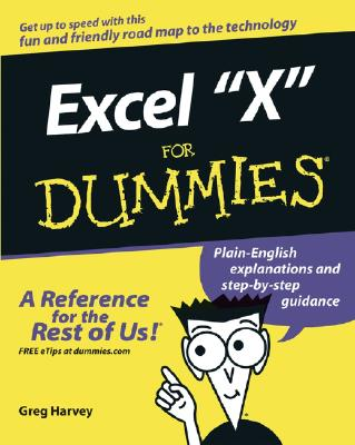 Excel 2003 for Dummies By Harvey, Greg